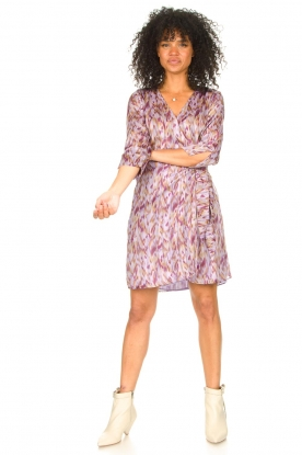 Look Dress with print Odette