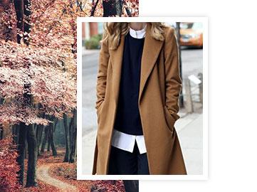 Fall layering