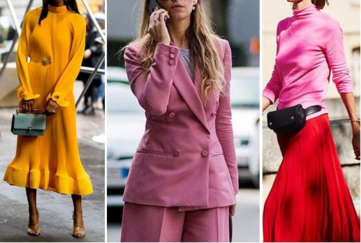 Trend: fruity suiting